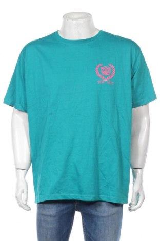 Ανδρικό t-shirt Boohoo, Μέγεθος 3XL, Χρώμα Μπλέ, Βαμβάκι, Τιμή 9,65€