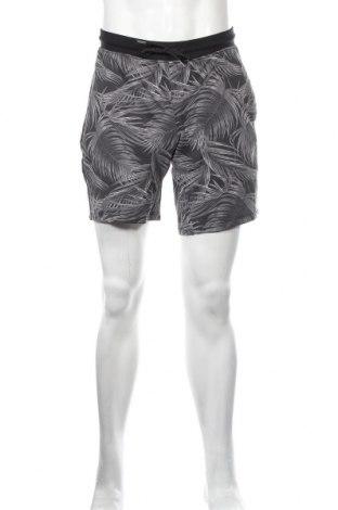 Ανδρικό κοντό παντελόνι Brave Soul, Μέγεθος S, Χρώμα Γκρί, 60% βαμβάκι, 40% πολυεστέρας, Τιμή 7,09€