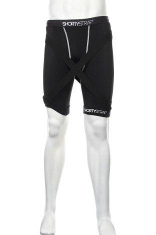 Męskie legginsy, Rozmiar L, Kolor Biały, 80% poliamid, 20% elastyna, Cena 66,50zł