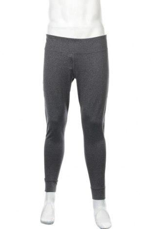 Męskie legginsy Reebok, Rozmiar XL, Kolor Szary, 56% poliamid, 24% poliester, 20% elastyna, Cena 128,38zł