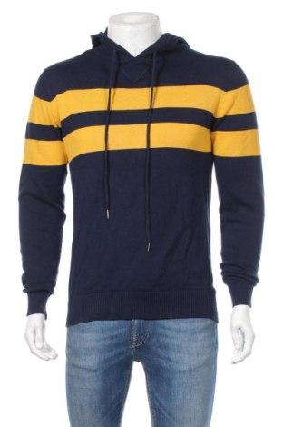 Pánsky sveter , Veľkosť M, Farba Modrá, Bavlna, Cena  15,31€