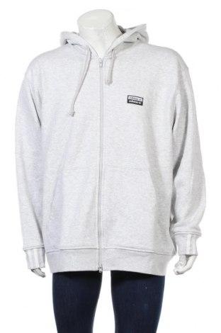 Ανδρικό φούτερ Adidas Originals, Μέγεθος XL, Χρώμα Γκρί, Βαμβάκι, Τιμή 34,70€