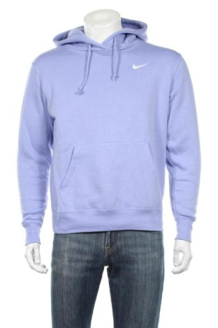 Ανδρικό φούτερ Nike, Μέγεθος S, Χρώμα Βιολετί, 80% βαμβάκι, 20% πολυεστέρας, Τιμή 34,41€