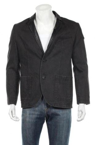 Мъжко сако Esprit, Размер S, Цвят Сив, 100% памук, Цена 7,28лв.
