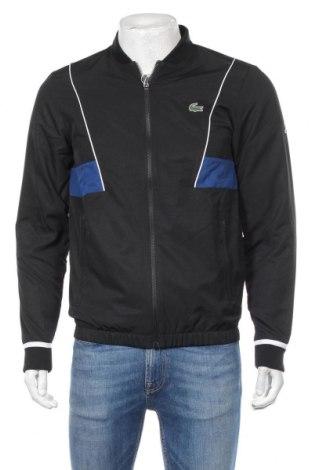Męska bluza sportowa Lacoste, Rozmiar S, Kolor Czarny, Poliester, Cena 225,75zł