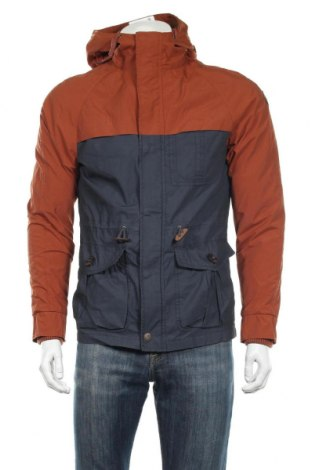 Pánska bunda  Next, Veľkosť S, Farba Modrá, Polyamide, Cena  21,00€