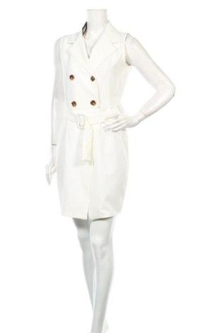 Sukienka Boohoo, Rozmiar S, Kolor Biały, 95% poliester, 5% elastyna, Cena 82,50zł
