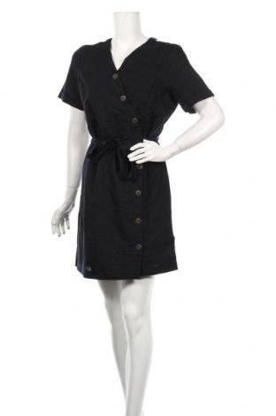 Φόρεμα Esprit, Μέγεθος L, Χρώμα Μαύρο, 52% βαμβάκι, 48% λινό, Τιμή 27,53€