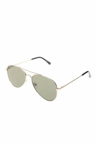Слънчеви очила Azzaro, Цвят Златист, Цена 109,62лв.