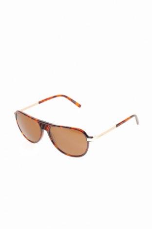 Слънчеви очила Azzaro, Цвят Кафяв, Цена 132,30лв.