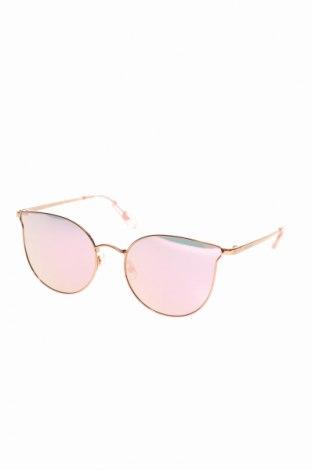 Слънчеви очила Juicy Couture, Цвят Златист, Цена 111,75лв.