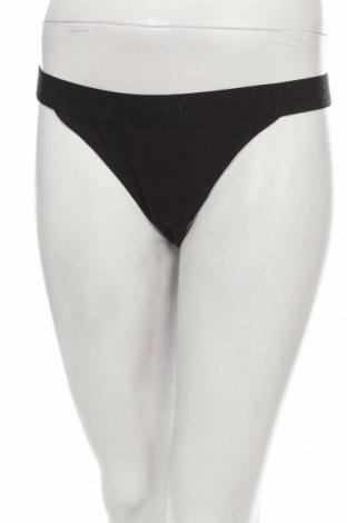 Бикини Hunkemoller x NA-KD, Размер L, Цвят Черен, 97% памук, 3% еластан, Цена 11,04лв.