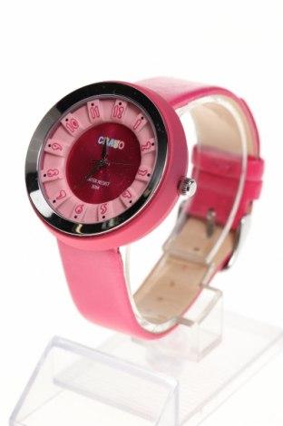 Ρολόι Crayo, Χρώμα Ρόζ , Δερματίνη, μέταλλο, Τιμή 28,72€