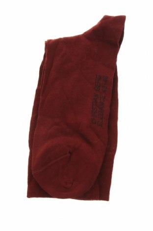 Ponožky Christian Berg, Velikost L, Barva Červená, Cena  146,00Kč