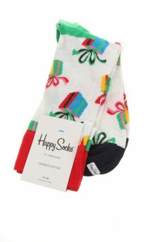 Чорапи Happy Socks, Размер M, Цвят Многоцветен, 86% памук, 12% полиамид, 2% еластан, Цена 13,86лв.