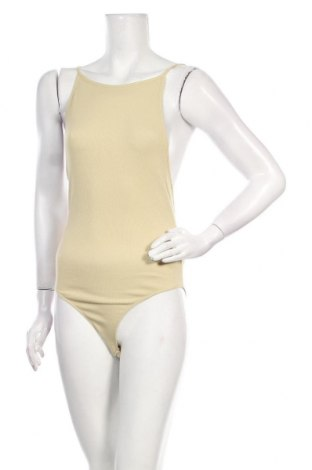 Дамска блуза - боди Edited, Размер M, Цвят Зелен, 95% памук, 5% еластан, Цена 28,50лв.