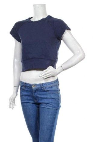 Дамска блуза Acne, Размер S, Цвят Син, Памук, Цена 45,10лв.