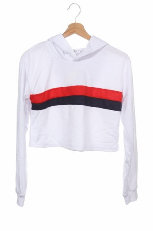 Дамска блуза Ally, Размер XS, Цвят Бял, 65% памук, 35% полиестер, Цена 6,83лв.
