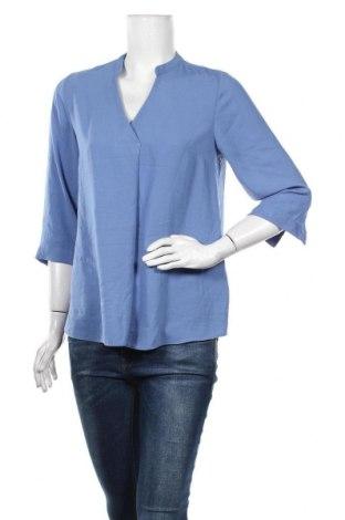 Дамска блуза Amaryllis, Размер S, Цвят Син, Полиестер, Цена 14,28лв.