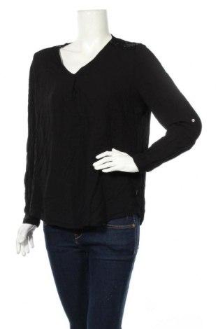 Дамска блуза Anastacia, Размер L, Цвят Черен, Вискоза, Цена 6,62лв.