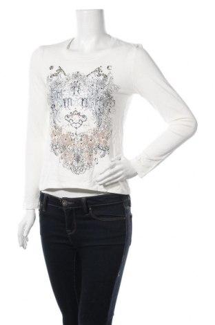 Дамска блуза Apanage, Размер M, Цвят Бял, 92% вискоза, 8% еластан, Цена 15,12лв.