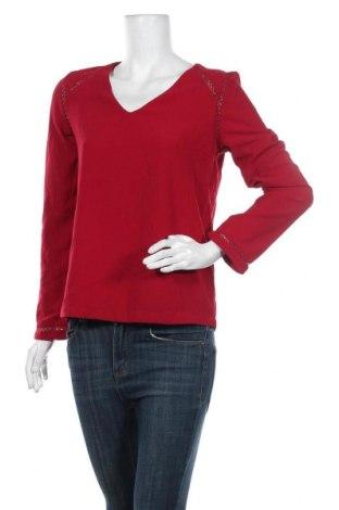 Дамска блуза Axara, Размер S, Цвят Червен, Полиестер, Цена 7,61лв.