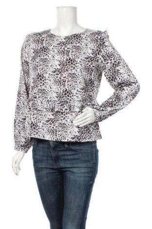 Дамска блуза Brave Soul, Размер M, Цвят Бял, 97% полиестер, 3% еластан, Цена 4,46лв.