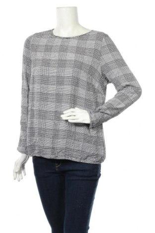 Дамска блуза Essentials by Tchibo, Размер XL, Цвят Черен, Вискоза, Цена 6,93лв.