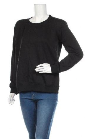 Дамска блуза MyMO, Размер XL, Цвят Черен, 65% полиестер, 35% памук, Цена 17,15лв.