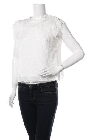 Дамска блуза ONLY, Размер S, Цвят Бял, Вискоза, Цена 9,00лв.