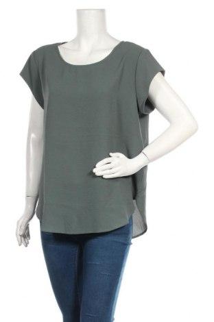 Дамска блуза ONLY, Размер XL, Цвят Зелен, 97% полиестер, 3% еластан, Цена 10,50лв.