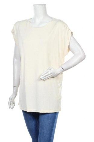 Дамска блуза Urban Classics, Размер L, Цвят Екрю, 77% модал, 23% полиестер, Цена 12,25лв.