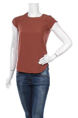 Дамска блуза Vero Moda, Размер XS, Цвят Кафяв, Цена 9,00лв.