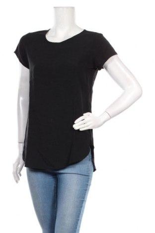 Дамска блуза Vero Moda, Размер M, Цвят Черен, Вискоза, Цена 9,75лв.