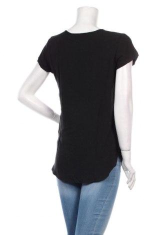 Дамска блуза Vero Moda, Размер M, Цвят Черен, Вискоза, Цена 29,25лв.