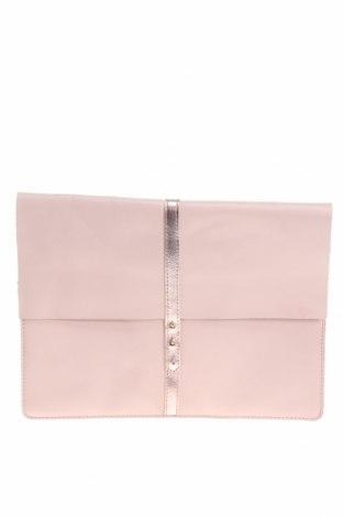 Geantă de femei, Culoare Roz, Piele ecologică, Preț 77,59 Lei
