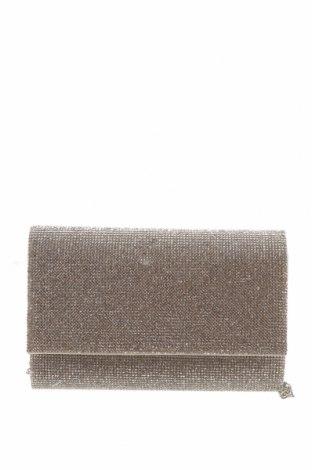 Дамска чанта Aldo, Цвят Сребрист, Текстил, други материали, Цена 23,56лв.