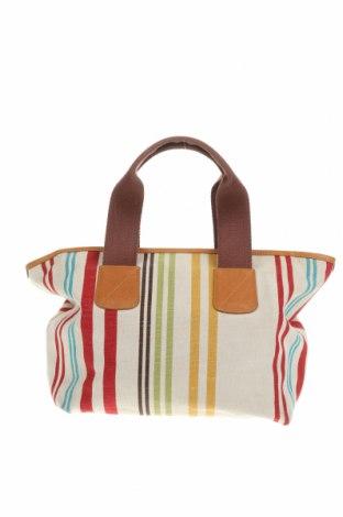 Γυναικεία τσάντα Bally, Χρώμα Πολύχρωμο, Κλωστοϋφαντουργικά προϊόντα, γνήσιο δέρμα, Τιμή 67,55€
