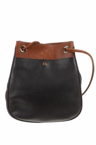 Γυναικεία τσάντα Escada, Χρώμα Μαύρο, Γνήσιο δέρμα, Τιμή 92,04€