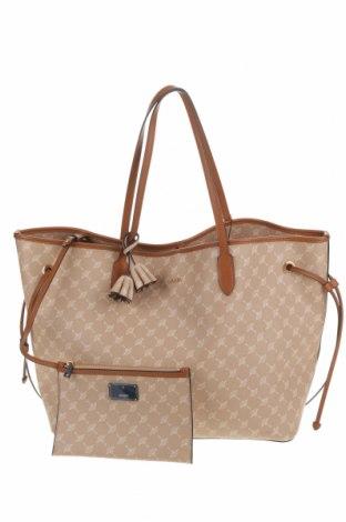 Γυναικεία τσάντα Joop!, Χρώμα  Μπέζ, Δερματίνη, Τιμή 142,66€