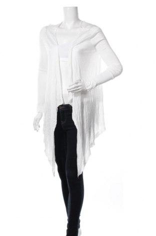 Дамска жилетка Cortefiel, Размер L, Цвят Бял, Цена 6,83лв.