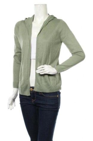 Дамска жилетка ONLY, Размер XS, Цвят Зелен, Цена 14,00лв.
