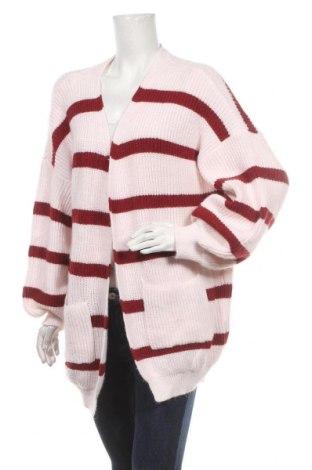 Дамска жилетка SHEIN, Размер L, Цвят Розов, Цена 19,79лв.