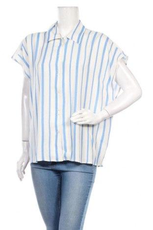 Дамска риза Mango, Размер S, Цвят Бял, Вискоза, Цена 11,50лв.