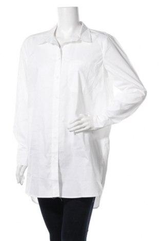 Дамска риза Part Two, Размер L, Цвят Бял, Памук, Цена 37,92лв.