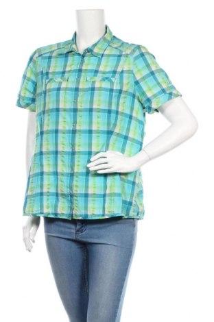 Γυναικείο πουκάμισο Schoffel, Μέγεθος XL, Χρώμα Πολύχρωμο, Τιμή 6,55€