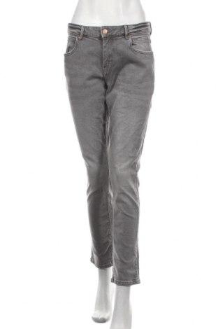 Дамски дънки Promod, Размер M, Цвят Сив, Цена 27,30лв.