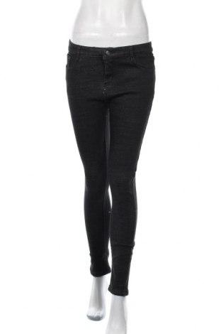 Дамски дънки, Размер M, Цвят Черен, Цена 22,68лв.