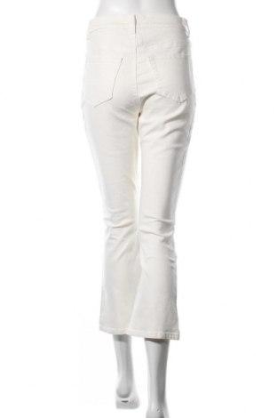 Дамски дънки About You, Размер M, Цвят Екрю, 98% памук, 2% еластан, Цена 33,12лв.