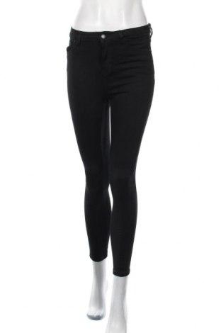 Дамски дънки Ally, Размер S, Цвят Черен, 95% полиестер, 5% еластан, Цена 38,59лв.